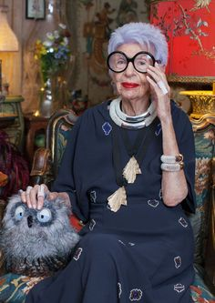Iris Apfel - Styling Story for & Other Stories | KALTBLUT Magazine