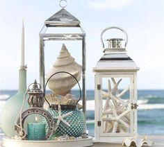 Coquillages: 5 façons de décorer avec des coquillages
