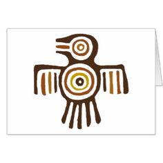 Regalos Símbolos Del Nativo Americano Regalos – Camisetas, arte ...                                                                                                                                                      Más Native American Symbols, Native American Pottery, Learn Watercolor Painting, True Tattoo, Madhubani Art, Native Design, American Indian Art, Ancient Symbols, Bird Drawings