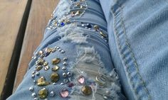 Jeans with style