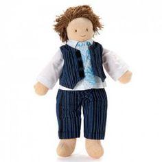 Peppa Waldorf Dolls - Richard - Bella Luna Toys
