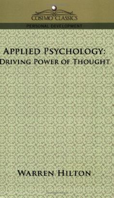 First published in 1914, this early self-help book is part of a series of inspirational works designed to boost personal and professional effectiveness through the use of the then-new discipline of psychology.