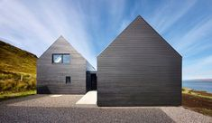 Colbost House, Isle of Skye, Scotland, UK by Dualchas Architects.