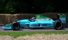 For A Time, Leyton House Was The Picture Perfect Privateer - Petrolicious