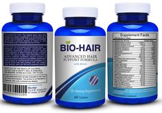 Hair vitamins - the excellent and safest method for strengthening your hair.