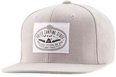 Lasso Snapback - Grey #poler #polerstuff #campvibes