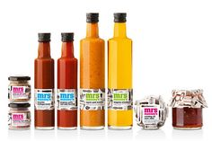 Ziggurat Brands took Nicola Massey from supplying her range of homemade chutneys and sauces to local markets and school fetes, to Harvey Nichols and Fortnum & Mason with a new brand image for her products.