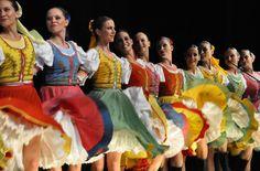 Lúčnica - Slovak National Folklore Ballet