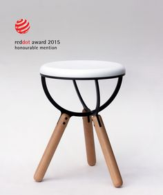 """Check out this @Behance project: """"Illusive Stool"""" https://www.behance.net/gallery/30884923/Illusive-Stool"""