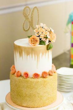 chocolate buttermilk cake, vanilla Italian meringue icing