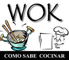 cocinar wok, Una completa seleccion de recetas orientales clasicas y modernas para disfrutar del placer de la cocina oriental en cualquier ocasión.