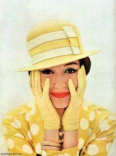 yellow vintage fashi - http://fashionable.allgoodies.net/2014/03/yellow-vintage-fashi/