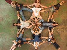 human mandala project!