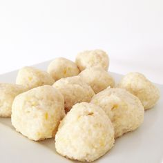 Lemon Coconut Protein Balls - nzgirl