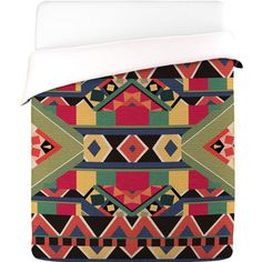 Bold Duvet Cover Queen now featured on Fab.