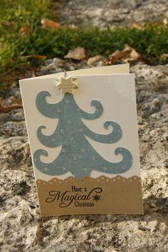 card albero natale