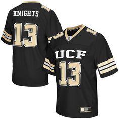 UCF Knights Colosseum Football Jersey - Black