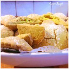 Biscotti frolla con crema di limone