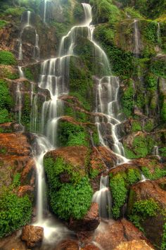 Bakthang Waterfall in Sikkim, India's new favourite hill station