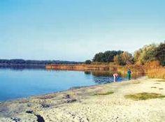Starnd am Malchiner See