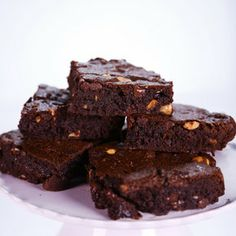 Fudgy Brownies Daphne Oz