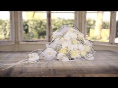 Classic Wedding Bouquet | Flower Factor How To | Powered by Ichtus Flowers