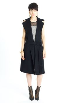 Oscar de la Renta Pre-Fall 2014 Fashion Show - the jacket
