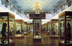 Visitas guiadas en San Petersburgo: excursiones en Kunstkamera