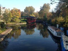 Regent's Canal.