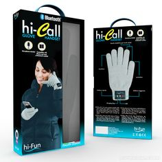 We NEED one of these Bluetooth Gloves, #technology