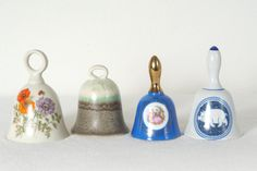 $25 Vintage Bell Collection by PattyMora on Etsy