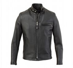Schott Single Rider 641 Jacket The Schott 641 Jacket is made from heavy steer hide and swagger. It fits tight like any good cafe jacket should, and will fulfill your inner, Rocker fantasies. Ton up. T
