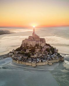 """26k Likes, 233 Comments - Map of Europe (@map_of_europe) on Instagram: """"Mont Saint-Michel France Congrats @barnadrift Use #map_of_europe #Europe"""""""
