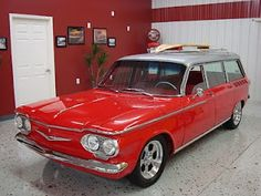 62' Chevy Corvair wagon.... someday you will be sitting in my garage my precious.....