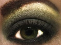 hot eye makeup