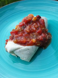 Cheesy Bean and Turkey Burritos recipe - make, then wrap individually for the freezer. Then heat up 1 (or all) at a time in the microwave from frozen! Perfect for sack lunches at work. Brown Bag it! :) Could also give a batch to new moms, someone who's having surgery, or a new neighbor! Use mini tortillas from Super Target for the kids.