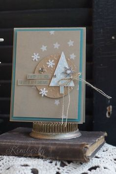 Festival of Trees | Stampin' Up! (via Bloglovin.com )
