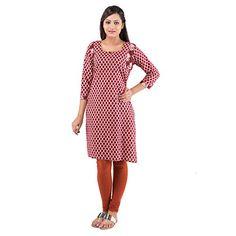 Damyantii Cotton Maroon Kurti For Women 52 Damyantii http://www.amazon.in/dp/B00TU0P9QQ/ref=cm_sw_r_pi_dp_7FY-ub0F558FC