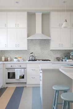 Kitchen-white appliances