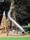 covered slide