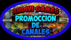 DEJAR LIKE, COMENTAR Y COMPARTIR. PROMOCION DE CANALES