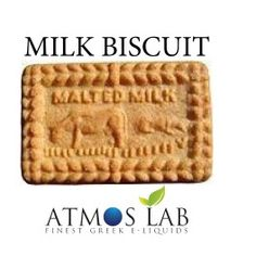 E-Líquido ATMOS LAB Galleta de leche 10 ml