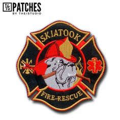 195 Best Fire Patches Images In 2019