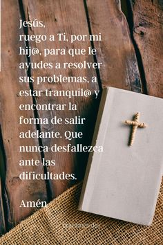 Catholic Prayers In Spanish, Holy Spirit Prayer, Woman Quotes, Life Quotes, Easter Prayers, Medicine Notes, Blessed Mother Mary, Prayer Board, Dear God
