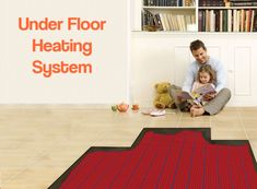An electric underfloor heating system is the most economical ways to heat the rooms in a house. Other heating systems may consume lots of electricity than underfloor heating. So, these systems can easily installed within your budget.