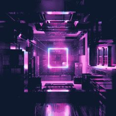 MTL Writer, daydreamer and resident cyberpunk. The brain that collates this visualgasm also assembles words into post-cyberpunk dystopia: my writing Check out my Ko-fi page! Cyberpunk Aesthetic, Cyberpunk City, Purple Aesthetic, Animation, Space Opera, 3d Video, Retro Waves, Illusion Art, Art Graphique
