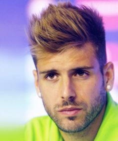 Miguel Veloso Hairstyle