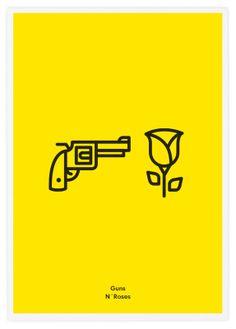 Actualité / Les icônes du Rock / étapes: design & culture visuelle