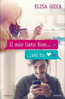 Leggere Romanticamente e Fantasy: Anteprima: Il mio lieto fine...sei tu di Elisa Gio...