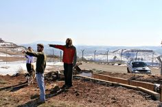 """""""snow"""" adventure! There's always lot's of things to do at the #GolanHeights  Come to visit and stay with us!"""